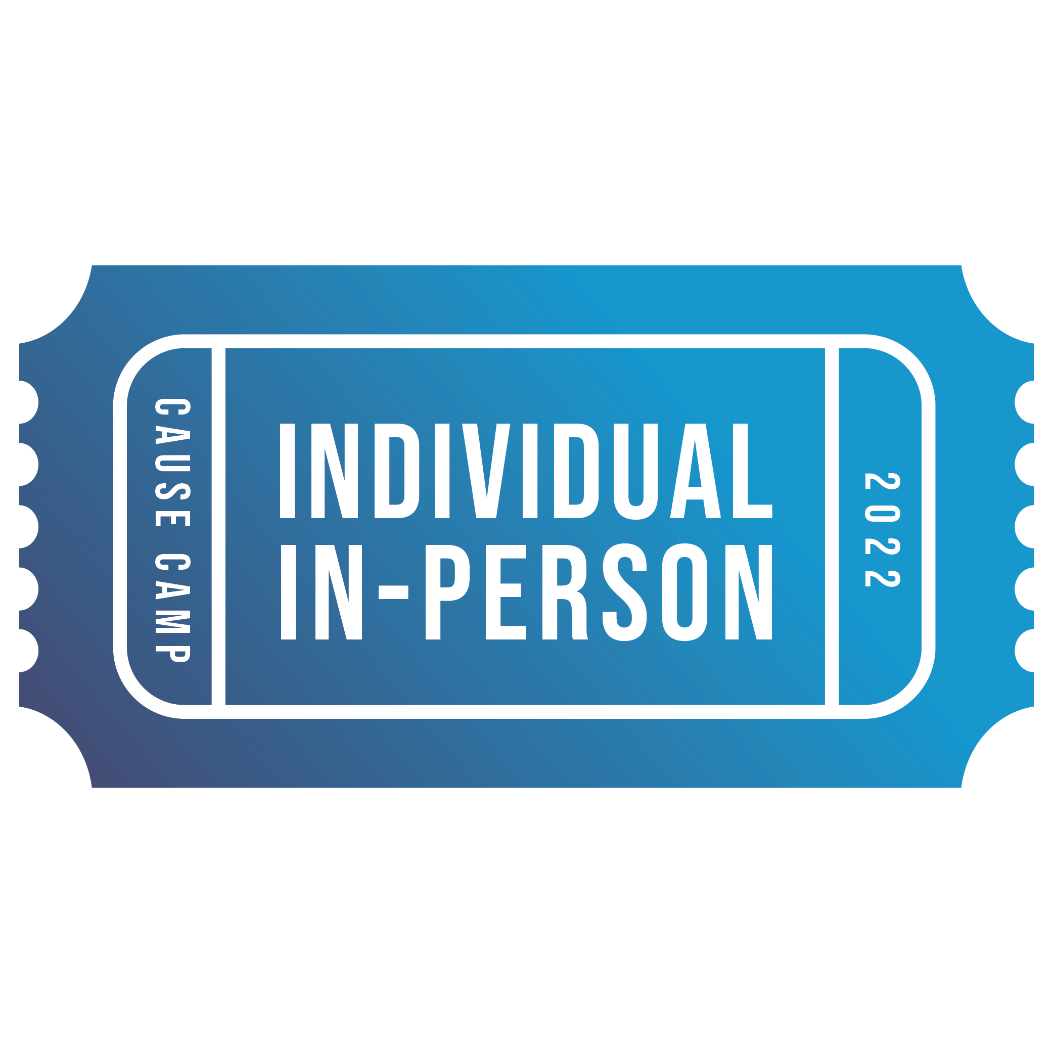 Individual In-Person Ticket Image